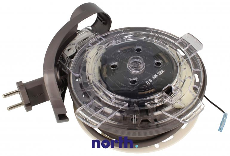 Zwijacz kabla z kablem zasilającym i wtyczką do odkurzacza Dyson 91152520,0