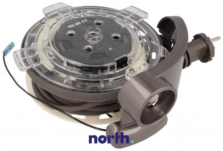 Zwijacz kabla z kablem zasilającym i wtyczką do odkurzacza Dyson 91152520,1