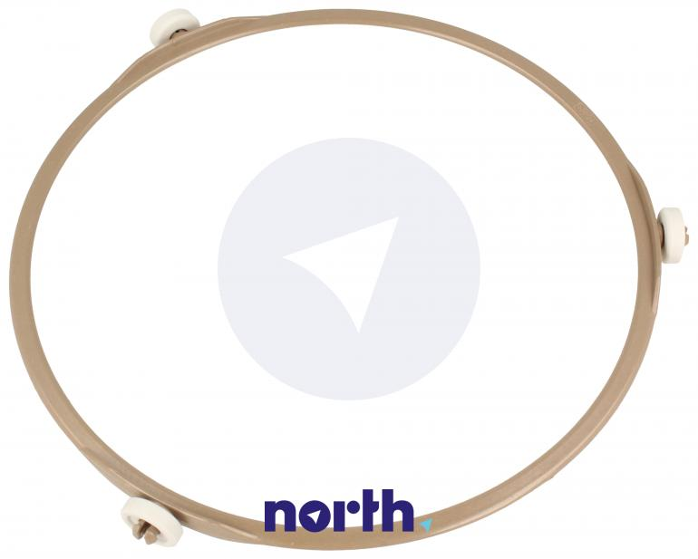 Pierścień obrotowy z rolkami 18cm do mikrofalówki Panasonic 262200200018,0