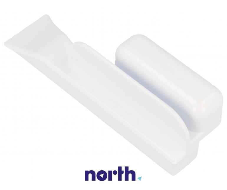 Wspornik półki szklanej do komory chłodziarki do lodówki Indesit 482000031626,1
