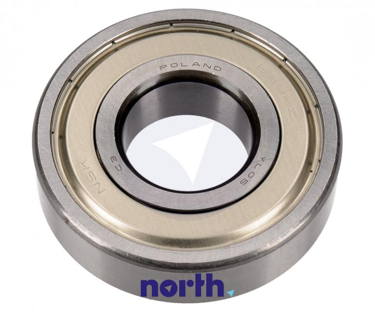 Łożysko kurzoodporne kulkowe do pralki AEG 6306ZZ 3790803005,0