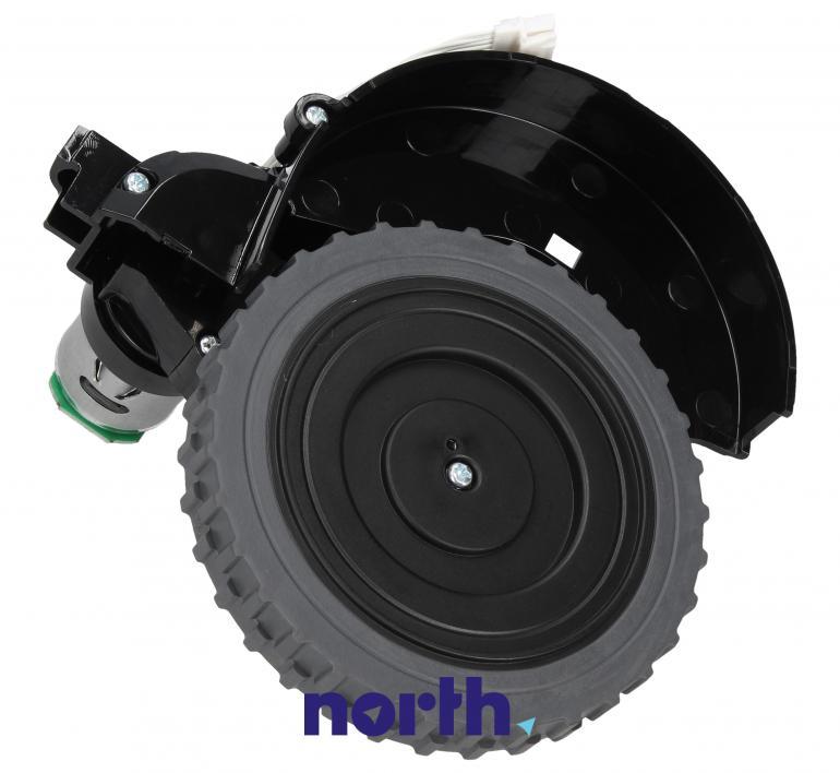 Prawe koło z mechanizmem napędowym do robota sprzątającego Samsung DJ9702185A,0