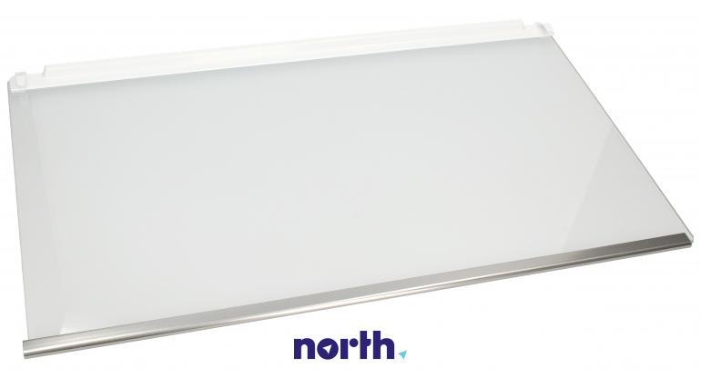 Półka szklana z ramkami do komory chłodziarki do lodówki Electrolux 2109403168,0