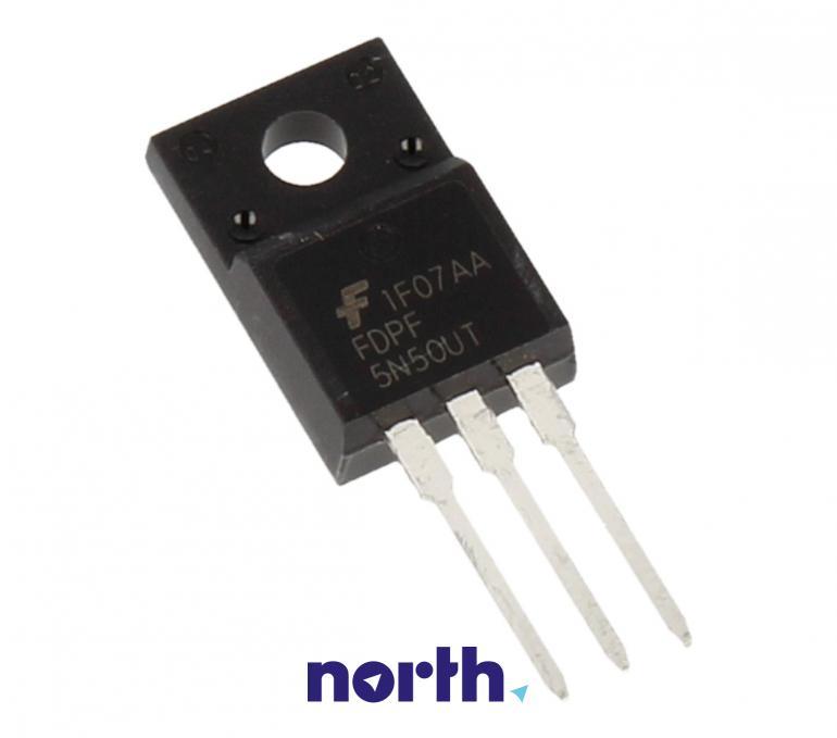 Tranzystor 5N50UT FDPF5N50UT,0