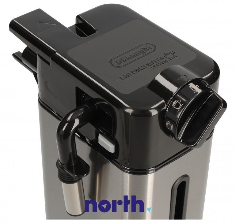 Zbiornik na mleko kompletny do ekspresu DeLonghi DLSC008 5513294541,3