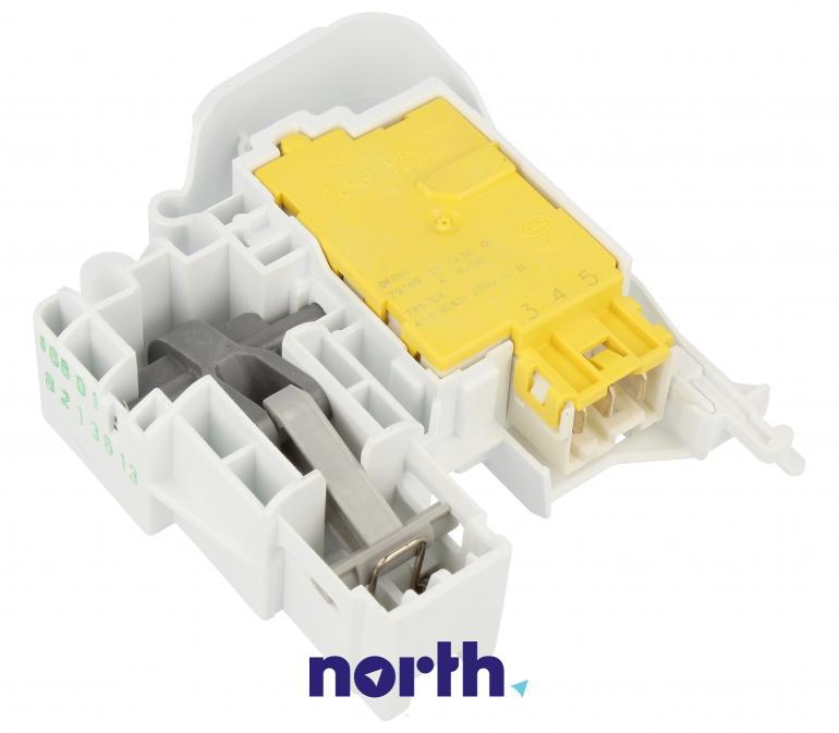 Blokada elektromagnetyczna otwarcia drzwi 482000023424 do pralki Indesit 482000023424,2