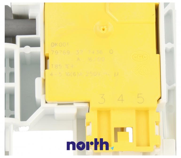 Blokada elektromagnetyczna otwarcia drzwi 482000023424 do pralki Indesit 482000023424,3