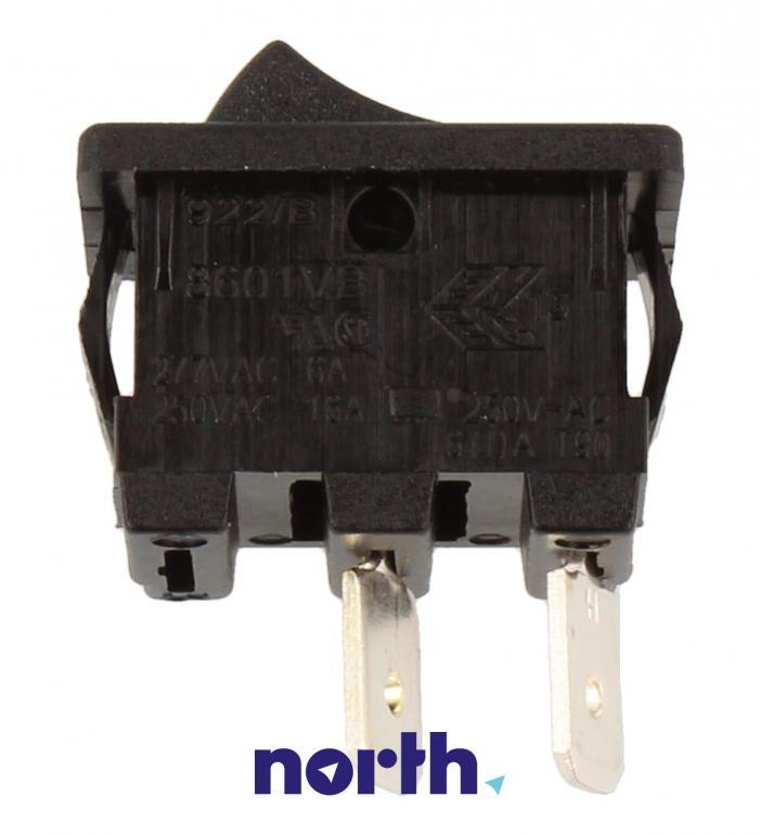 Przełącznik kołyskowy H8601VBAAA,2