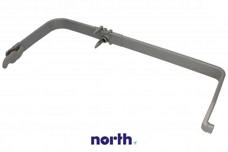 Rura ramienia spryskiwacza z uchwytem i spryskiwaczem sufitowym kompletnym do zmywarki Whirlpool 482000018771,1