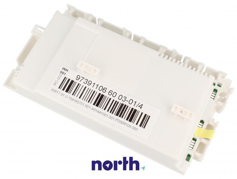 Moduł sterujący zaprogramowany do zmywarki Electrolux 973911066003014,0