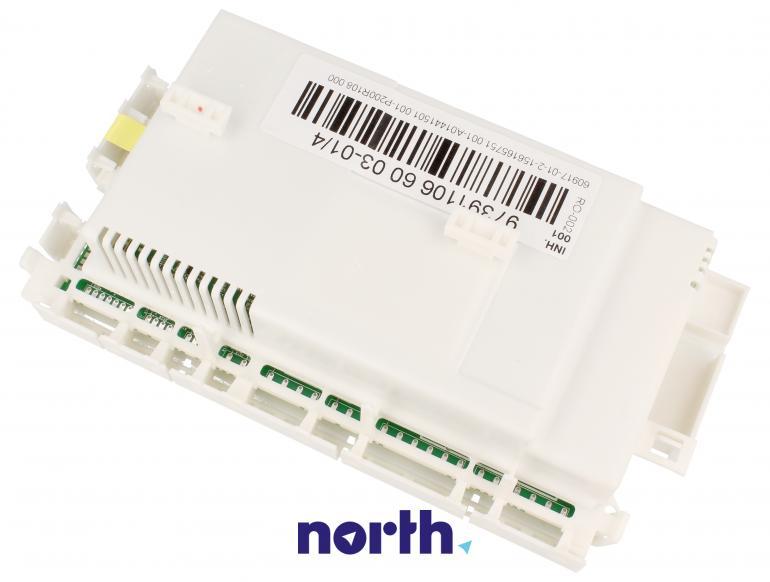 Moduł sterujący zaprogramowany do zmywarki Electrolux 973911066003014,2