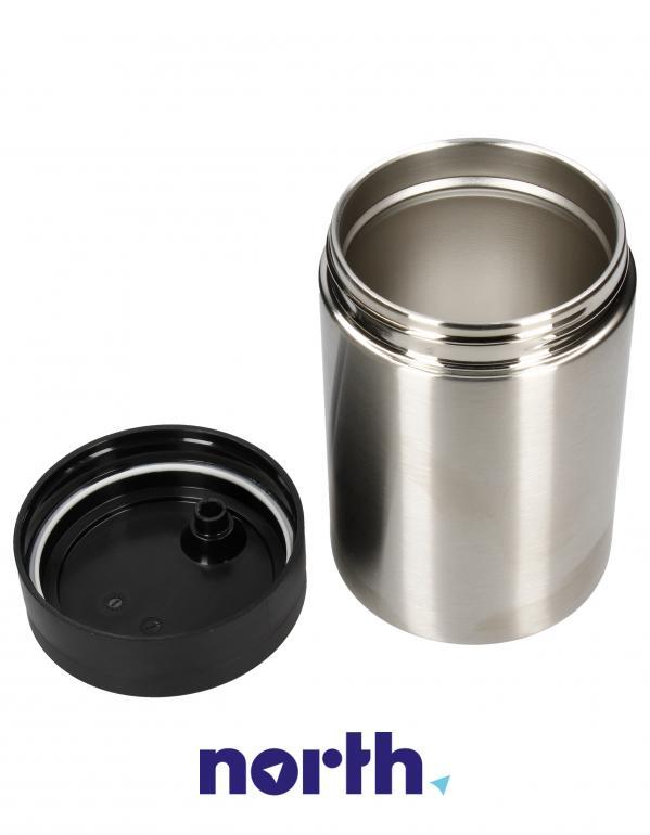 Dzbanek metalowy na mleko do ekspresu Siemens 11003589,2
