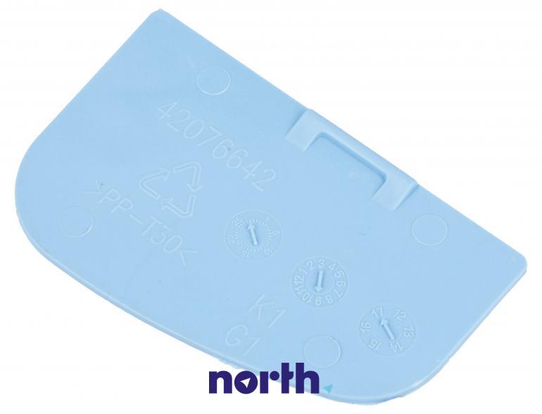 Przegroda szuflady na płyn do prania do pralki Sharp 42076642,0