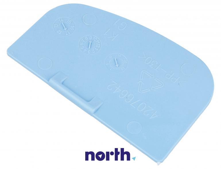 Przegroda szuflady na płyn do prania do pralki Sharp 42076642,1