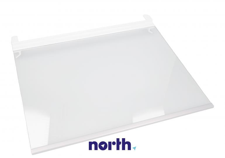Półka szklana z ramkami do komory chłodziarki do lodówki LG AHT73595701,0