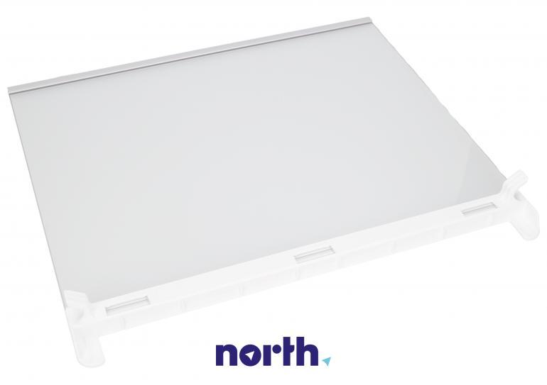 Półka szklana z ramkami do komory chłodziarki do lodówki LG AHT73595701,1
