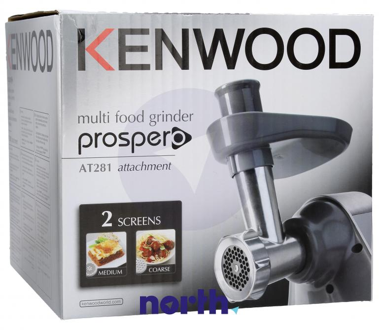 Maszynka do mielenia do robota kuchennego Kenwood AT281 AWAT281001,0