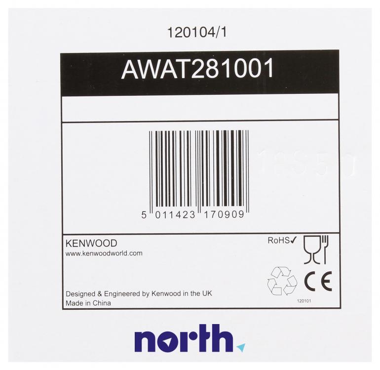 Maszynka do mielenia do robota kuchennego Kenwood AT281 AWAT281001,7