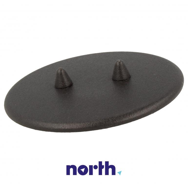 Pokrywa palnika średniego do płyty gazowej Whirlpool 481010669522,2