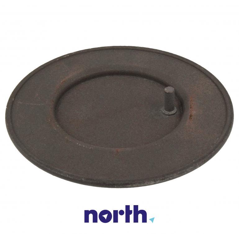 Pokrywa palnika średniego do płyty gazowej Whirlpool 481010669522,3