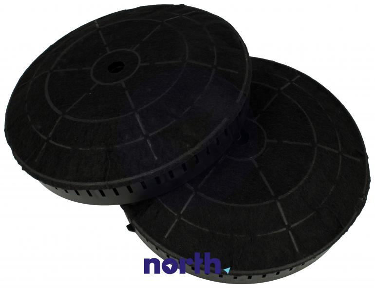 Filtr węglowy okrągły CFC0038668 do okapu Whirlpool 17.2cm,0