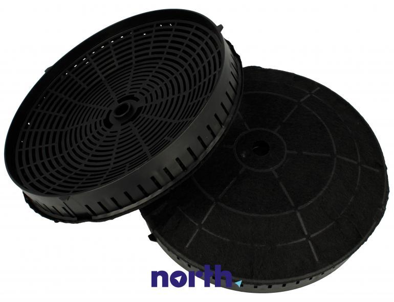 Filtr węglowy okrągły CFC0038668 do okapu Whirlpool 17.2cm,1