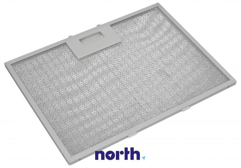 Filtr przeciwtłuszczowy metalowy (aluminiowy) do okapu Amica 1034488,0