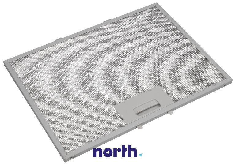 Filtr przeciwtłuszczowy metalowy (aluminiowy) do okapu Amica 1034488,1