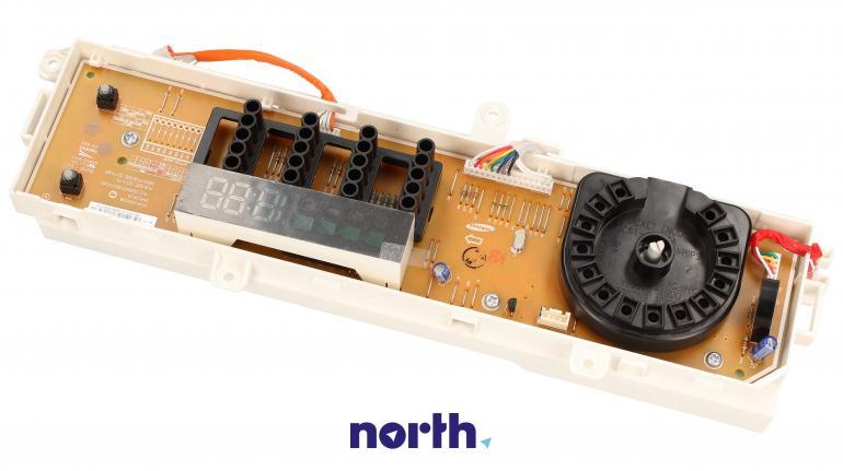 Moduł obsługi panelu sterowania z wyświetlaczem do pralki Samsung DC94-06258A,0
