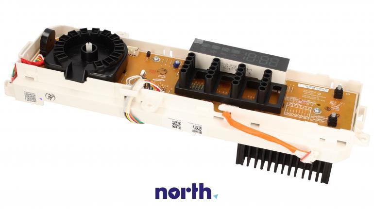 Moduł obsługi panelu sterowania z wyświetlaczem do pralki Samsung DC94-06258A,1