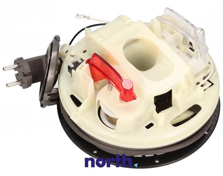 Zwijacz kabla z kablem zasilającym i wtyczką do odkurzacza Dyson 96564101,1