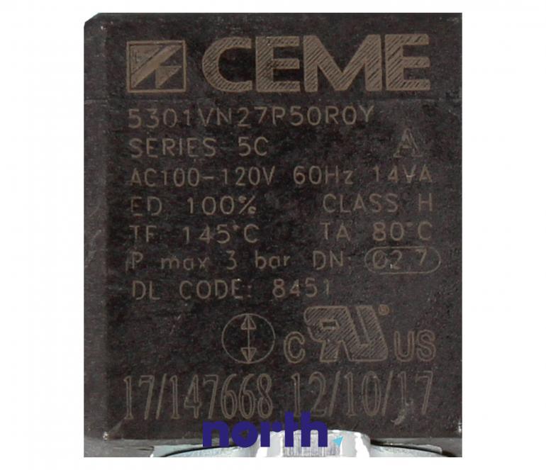 Elektrozawór do ekspresu DeLonghi 5213218451,3