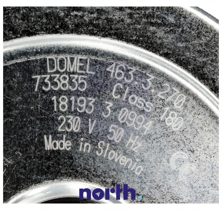 Silnik RS-RT4135 do odkurzacza Rowenta,2