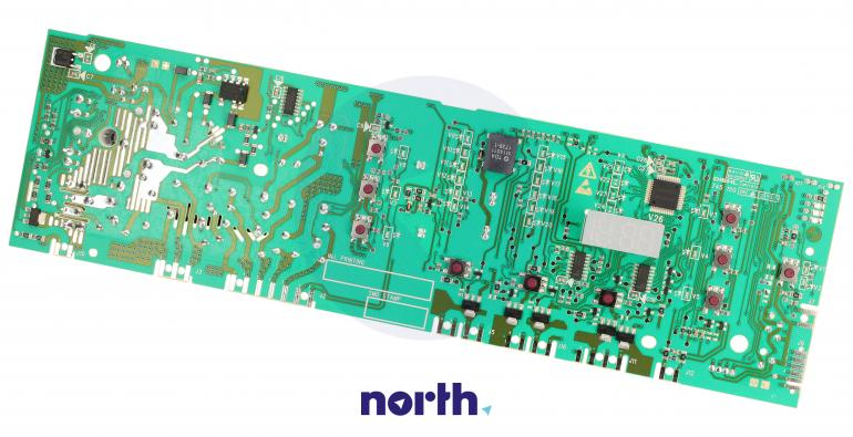 Moduł elektroniczny (zaprogramowany) do pralki Gorenje 499130,1