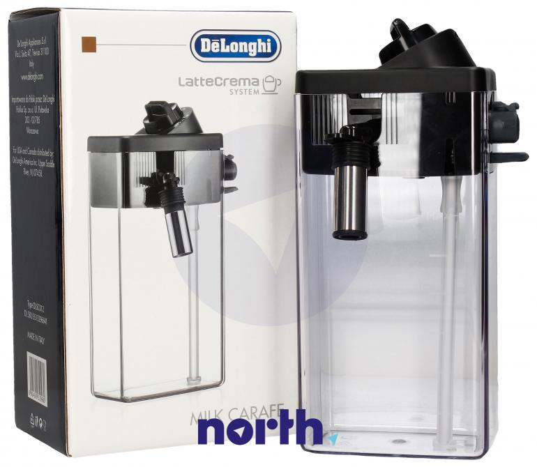 Zbiornik na mleko kompletny do ekspresu DeLonghi DLSC012 5513296641,0