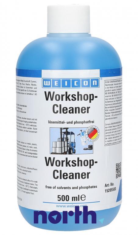 Uniwersalny środek do usuwania smaru i żywic WEICON 15205500 500ml,0