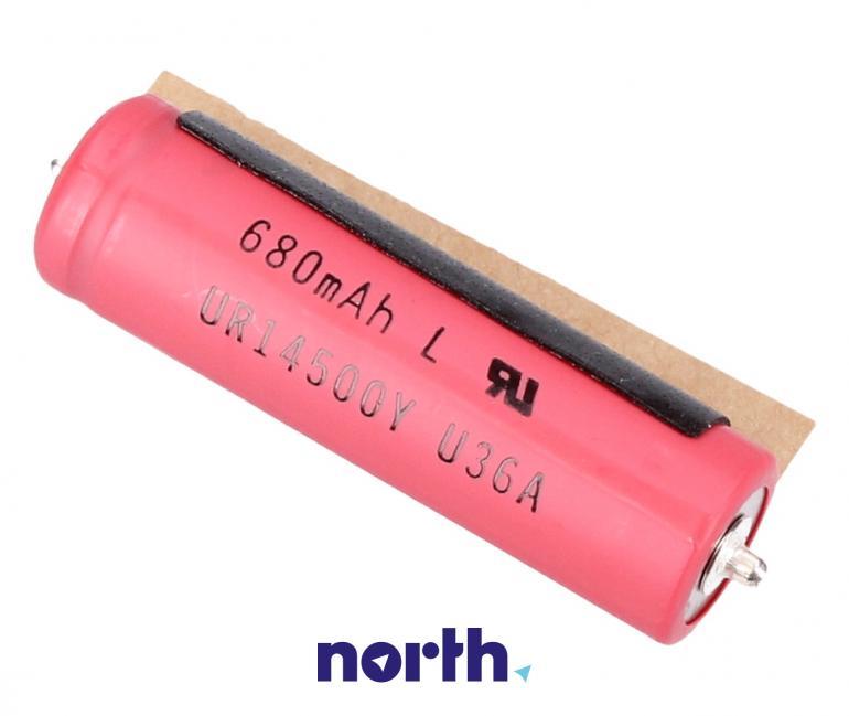 Akumulator 3.7V 680mAh do golarki Braun 81489177,0