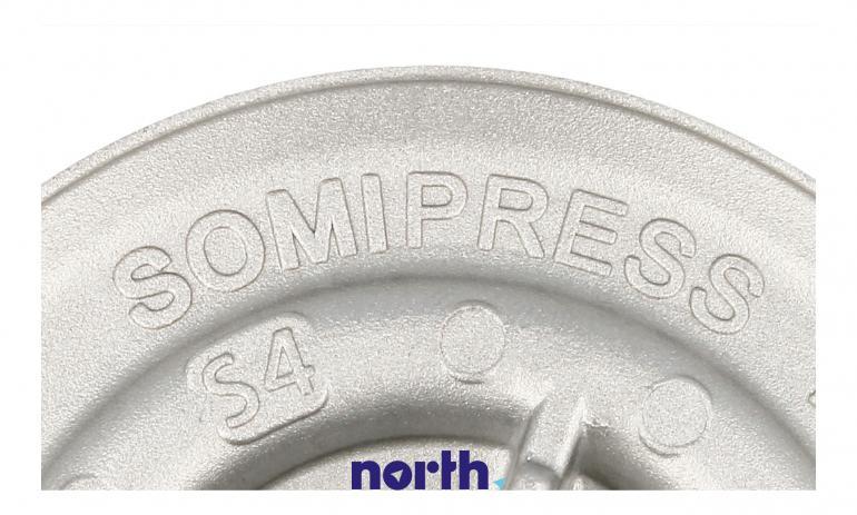 Korona palnika średniego Somipress do płyty gazowej Amica 8056693,5