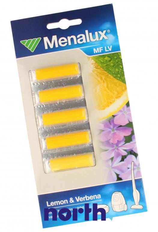 Wkład zapachowy cytryna i werbena 5szt. MFLV do odkurzacza,0