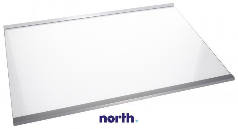 Półka szklana z ramkami do komory chłodziarki do lodówki Whirlpool 481010667591,1