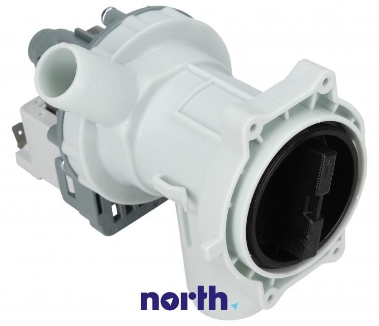 Pompa odpływowa kompletna (silnik + obudowa) do pralki Amica 1034582,0