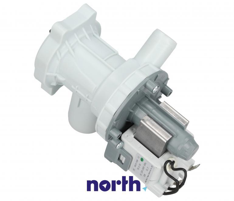 Pompa odpływowa kompletna (silnik + obudowa) do pralki Amica 1034582,1