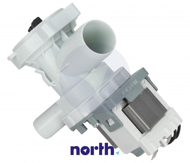 Pompa odpływowa kompletna (silnik + obudowa) do pralki Amica 1034582,2