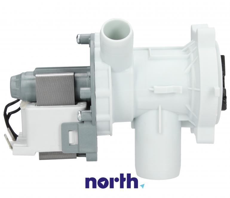 Pompa odpływowa kompletna (silnik + obudowa) do pralki Amica 1034582,4