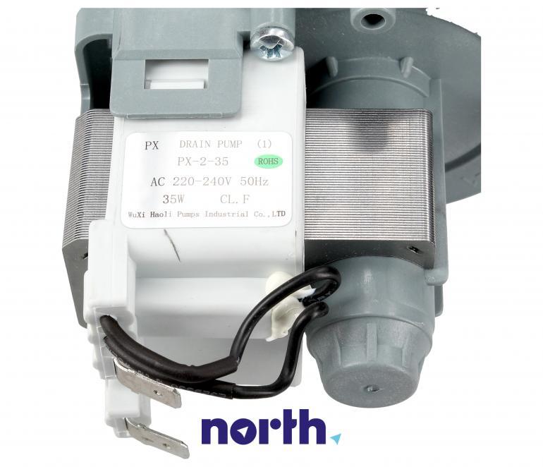 Pompa odpływowa kompletna (silnik + obudowa) do pralki Amica 1034582,5