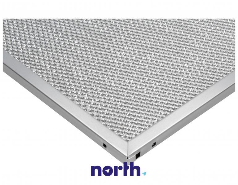 Filtr przeciwtłuszczowy metalowy (aluminiowy) do okapu Bosch 1010DC1,3