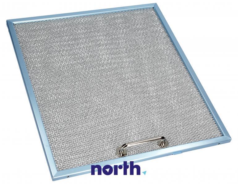 Filtr przeciwtłuszczowy metalowy (aluminiowy) do okapu Bosch 1010DC1,4