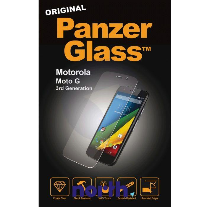 Szkło hartowane Panzer Glass na wyświetlacz do smartfona Motorola Moto G 1653,0