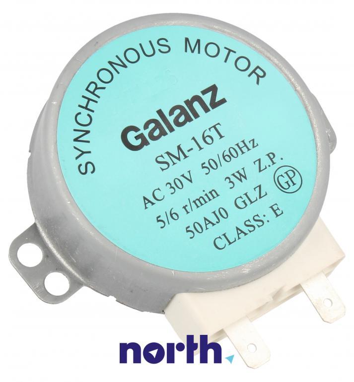 Silnik napędowy talerza do mikrofalówki Zelmer SM-16T 00797306,0