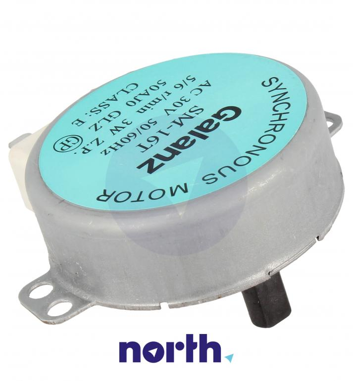 Silnik napędowy talerza do mikrofalówki Zelmer SM-16T 00797306,1